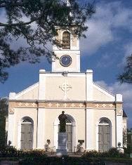L'eglise de Saint-Martinville